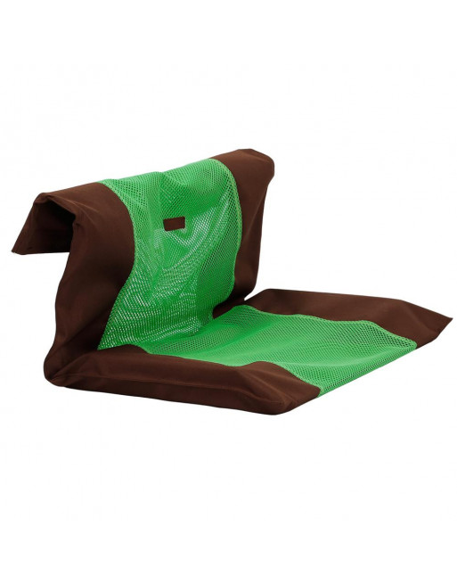 Bedovertrek voor hangmat kat in de zomer - GROEN