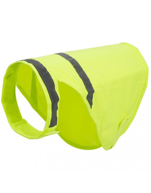 Veiligheidsjasje voor uw hond - Safety jacket - SMALL - GEEL