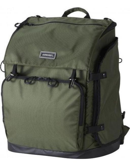 Comfortabele Hondentas Uit Kwalitatief Materiaal 31x25x41 cm - Groen