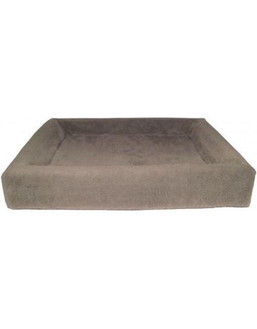 Grote hondenmand - L - 80 x 100 x 15 cm - Taupe