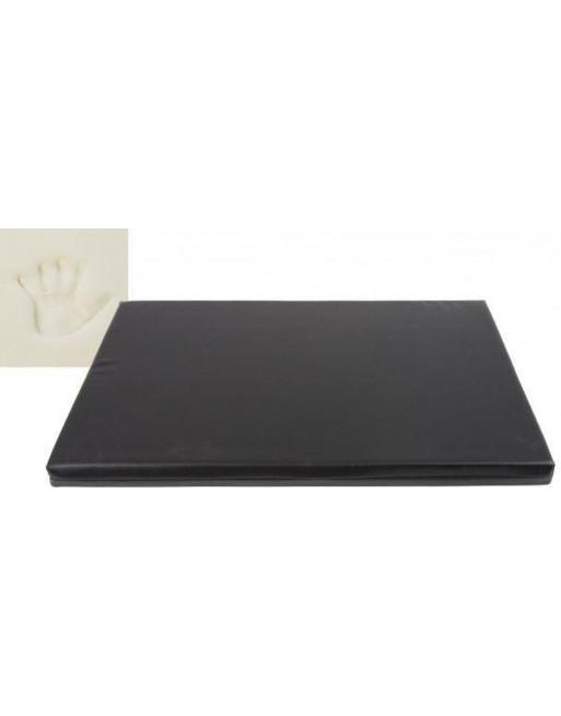 Matras ortho ligbed 118 x 73 x 5 cm (XL) - Zwart