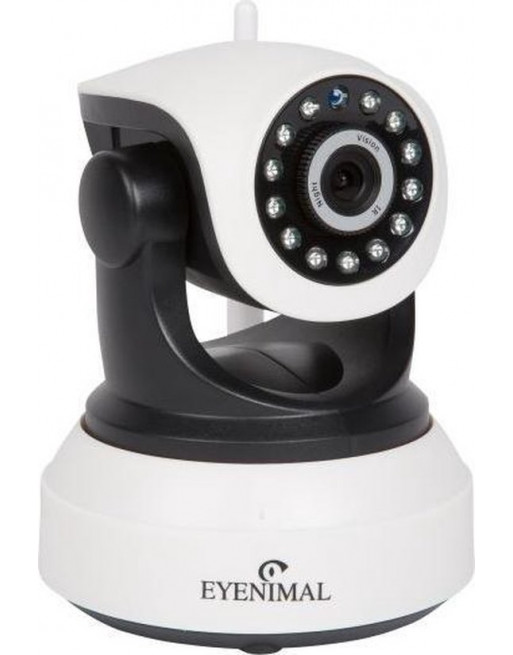 HD camera voor uw huisdier - bewaking - 12 x 13 x 13 cm