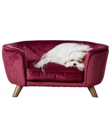 Hondenmand/sofa- fluweel -...