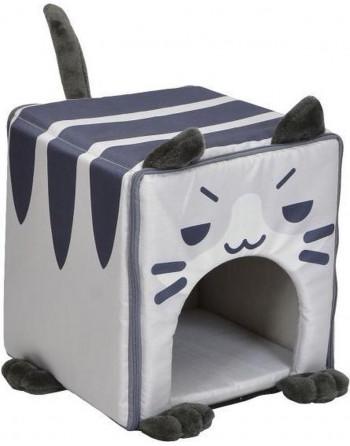 Kattenmand in vorm van kat...