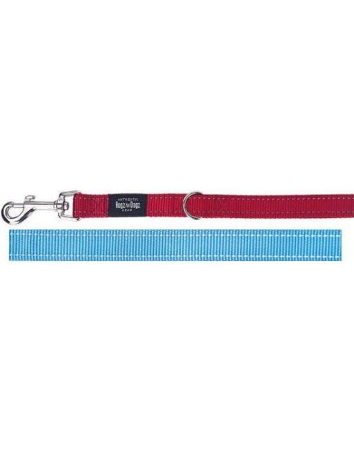 Leiband voor honden - 20 mm x 1,6 m - Fanbelt - Turquoise