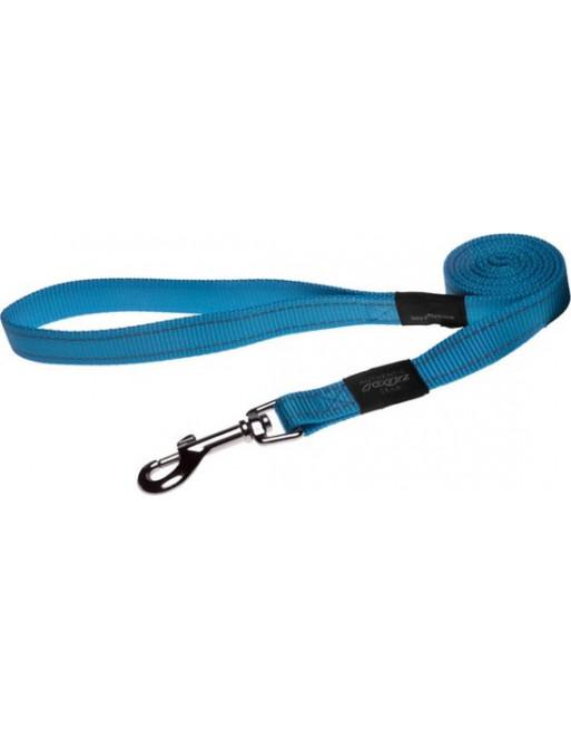 Leiband voor honden - 20 mm x 1,4 m - Fanbelt - Turquoise