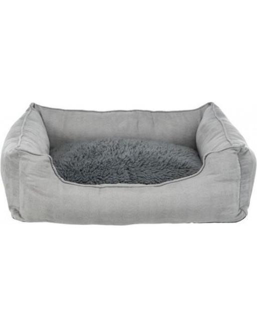 Warmtemand honden/katten - 100 x 70 cm - Grijs