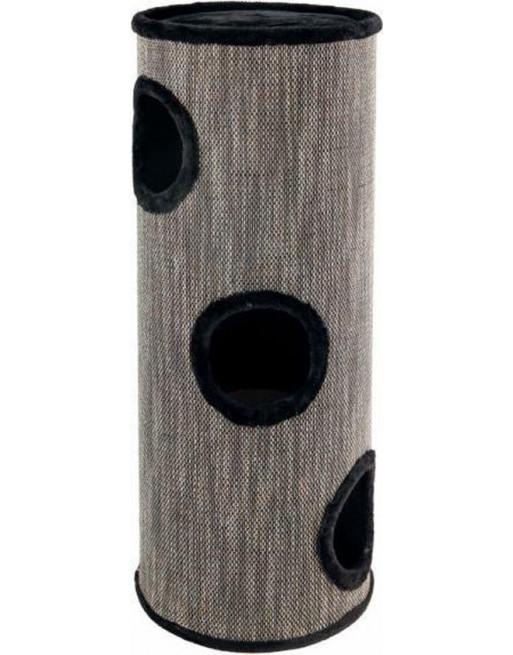 Krabton voor poezen - 40 x 40 x 100 cm - Zwart
