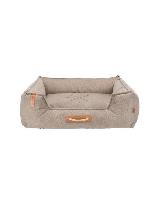 Zachte hondenmand - Be Nordic stijl - 120 x 95 cm - Zand