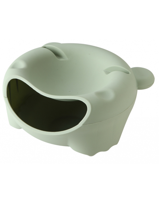 Automatische waterfontein voor katjes en kleinere honden - groen