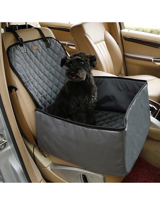 Auto zetelbescherming voor de hond - GRIJS