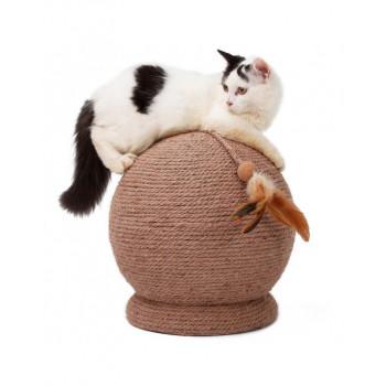 creatieve krabpalen voor katten
