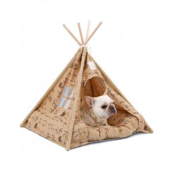 Tipi - wigwam tenten voor uw hond