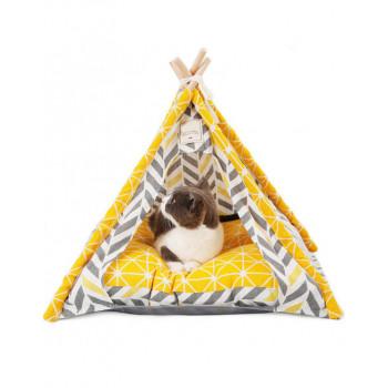 tipi wigwam tenten voor uw kat