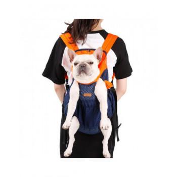 Rugzakken om uw hond te dragen